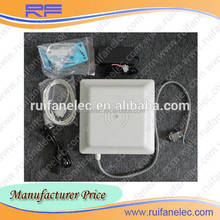 rfid uhf reader parking system with golden service