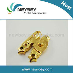Fashion Wooden Box metal Fittings by Facotry Offer