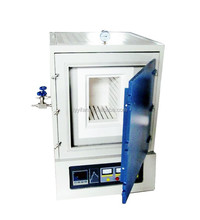 high temperature laboratory nitrogen argon gas furnace for annealing 1200C