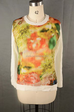 Ladies Knitted Latest Fashion Tops