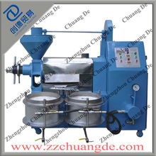 2015 CE approved new type automatic oil producing machine oil making machine/oil presser/screw oil press machine (6YL-A series)