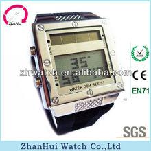 2013 brand silicone original led watch usb