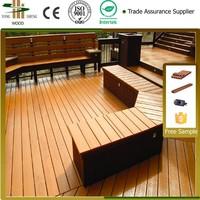 Waterproof Wpc Composite Solid Wood Floor