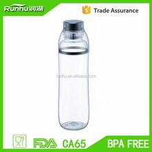 Fashion filtered water bottle customized sports bottle RH204-700