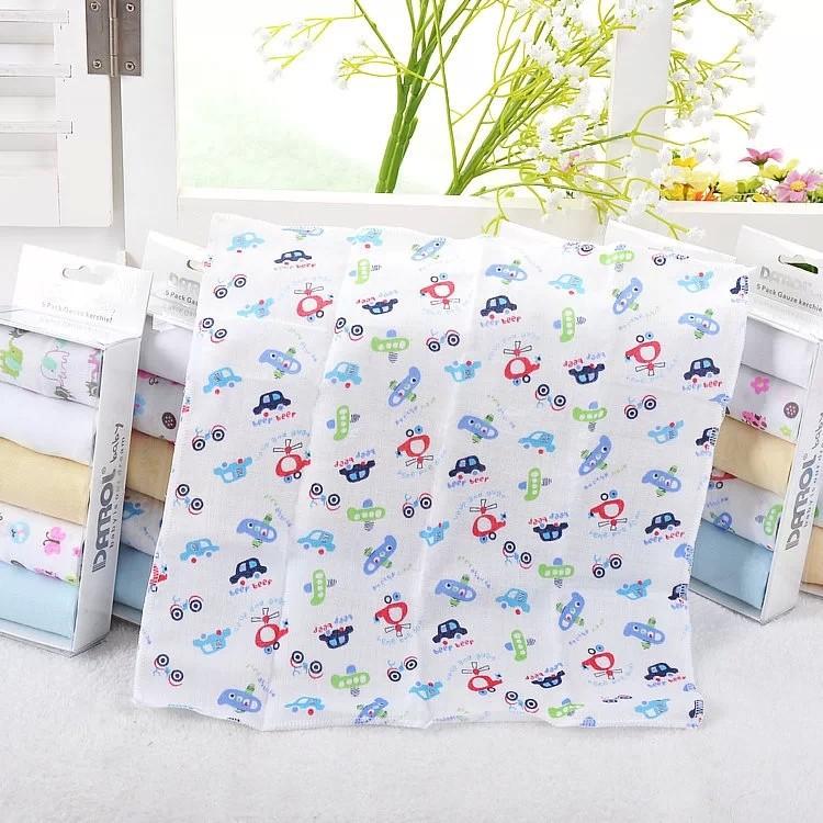 Специальное предложение младенцев слюна полотенце дан Рауль хлопок двойной марлевый платок площади Биб