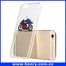 DIY Carton Phone Case For Iphone 6, tpu back case cover for iphone 6s