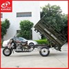 Electric Kick Cargo Tricycle Adults With CCC ISO Certificate Three Wheel Motor Vehicle