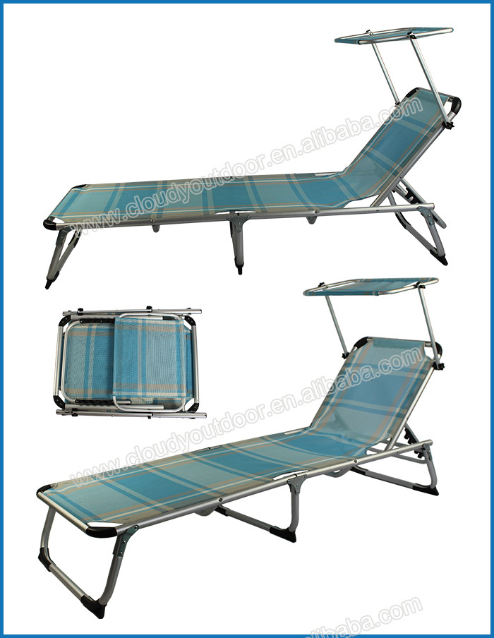 Outdoor lounge chair with canopy buy outdoor lounge for Outdoor lounge bed with canopy