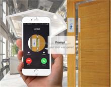 GSM wireless home burglar security alarm system / Real time LBS tracker GSM magnetic door sensor alarm / GSM Alarm System
