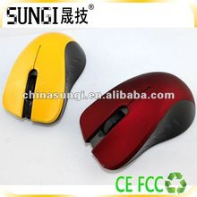 2012 Top selling Fashionable Heating mouse