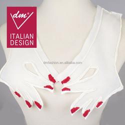 2015 new designs handmade collar neck designs kurtis