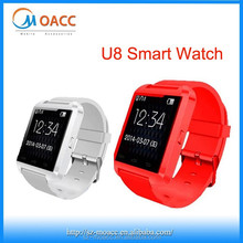 Cheap U8 android hand watch mobile phone