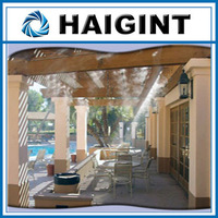 Haigint low pressure DIY patio misting system for garden price/for sale / supplier/manufacturer