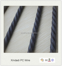 prestressed concrete wire high carbon steel grade 82b mechanical property