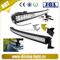 Motorcycle led driving light bar cree 12v led outdoor roof light bar, headlight China supplier