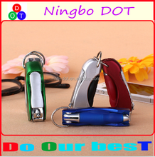 logo printed Wholesale Fashion Multifunctional nail clipper ballpoint pen multi-functional practical ballpoint pen