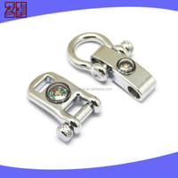 Us type high quality shackle,d shackle type,screw pin anchor shackle