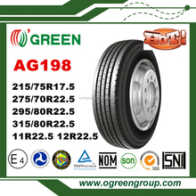 215/75R17.5 tyre used in ligh truck and bus hot sale in europe