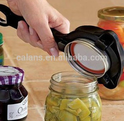 Durable Kitchen Necessary Skidproof Manual Can Opener Sealer