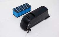 2015 new type bike battery 48v lithium ion samsung cell e-bike with Bluetooth BMS