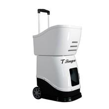 Noble intelligent remote control tennis ball machine T818