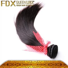 Wholesale Unprocessed Remy 100 Human Virgin Indian Hair