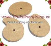 2013 Hengtong bamboo MDF wheel,MDF cam,MDF accessory