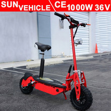 EVO 1000w electric scooter with CE