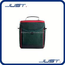 Customized new design pizza non woven cooler bag