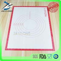 100% food grade place silicone pot mat