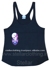 larguero de la camiseta para las mujeres