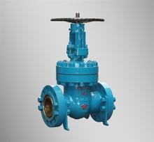 Professional chain wheel gate valve with low price
