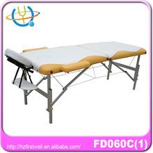 Massage furniture thai massage bed/folding massage table for sale