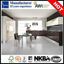 high end knock down furniture for kitchen cabinet brand names