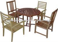 wood outdoor furniture