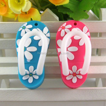 Wholesale Freesample Highspeed cheap cute mini cartoon slipper usb flash drive for Promotional gifts