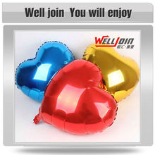 2014 Latest fashion colorful gas ballon