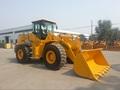 Loader China marca QINGONG rueda 5 ton ZL50G