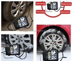 Tire repair quickly tire sealant with sealant 12 volt air compressor