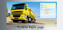 gps tracking software platform ,Web based GPS server tracking software and GPS system platform