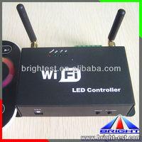 DC5V DC12V DC24V WIFI Master Controller,IOS System LED Master WIFI Controller