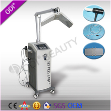 Deep cleaning skin microcurrent therapy Led oxygen jet washing machine