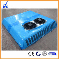 Hot Sale 12v24v cooling units 10KW roof top mounted minibus air conditioner for universal van,minibus