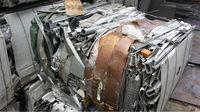 6061 Aluminium bulk scrap metal for sale in Hong Kong