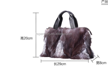 FASHION FOX FUR BAG : One Stop Sourcing from China