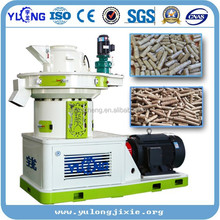 Automatic Wood Pellet Making Machine For Burning