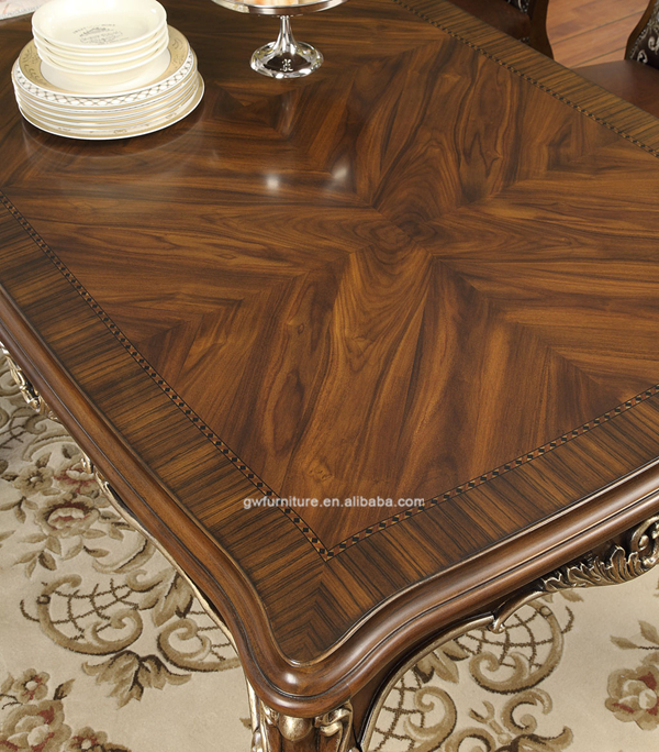 name china manufacturer italian style luxury dining room furniture