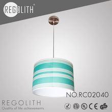 Modern contemporary chandelier copper