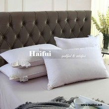 down proof fabric Hotel pillow, bedding pillow for hotel