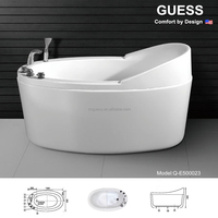 Unique design acrylic bathtub/ hot tub Q-E500023
